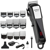 Powerful Electric Hair Clipper Professional Hair Cutter for Men Hair Cutting Machine Super Hair Trimmer Barber Tool Rechargeable