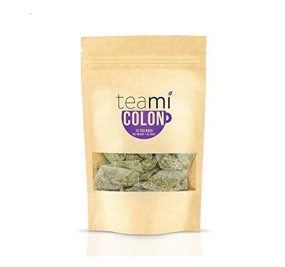Detox Tea Weight Loss Cleanse - 10/20/30 Day Supply Slimming Teami Colon Tea Bag with All Natural Herbal Ingredients to Reduce Bloating, Boost Metabolism, and Release Toxins