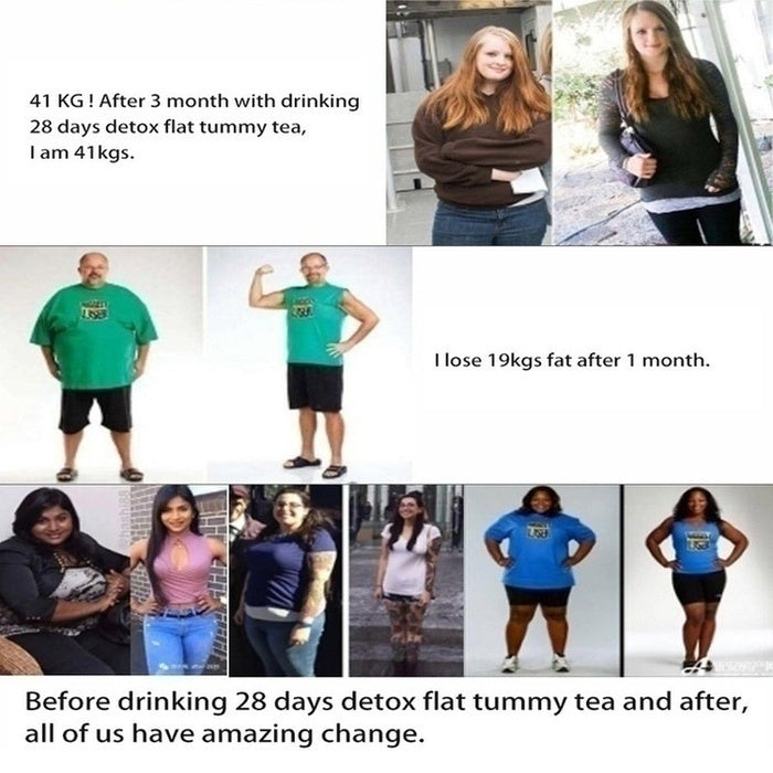 10day 20day 30day 60day New High Quality Detoxification, Beauty and Weight Loss Tea Weight Loss Products