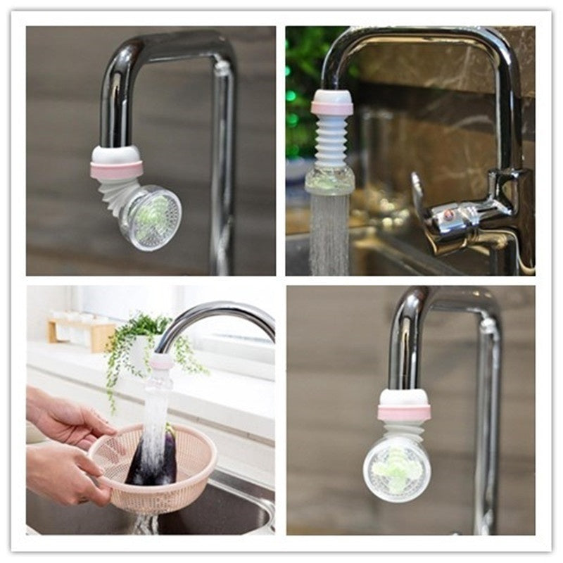 3 Colors Tap Water Household Medical Stone Faucet Tap Water Clean Purifier Filter