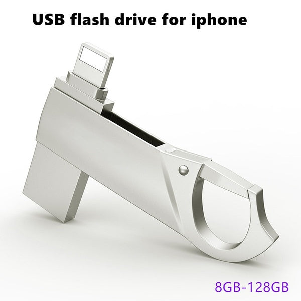iPhone U Disk mobile Memory Stick Mini USB iPhone RAM Expansion for IOS