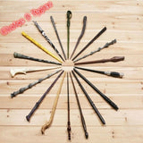 9 Types for Choice  Upgrade Magic Wand Cosplay Elder Wand