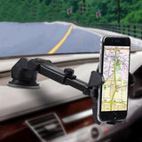 Car Mount Holder 360 degree Car Windshield Mount Cell Phone Holder (2 STYLE)