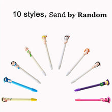 将图片加载到图库查看器,2/5/10 Pieces Doctor and Nurse Polymer Clay Ballpoint Pens Cute Cartoon Ballpoint 0.5 mm Writing Stationery for School Office Supplies