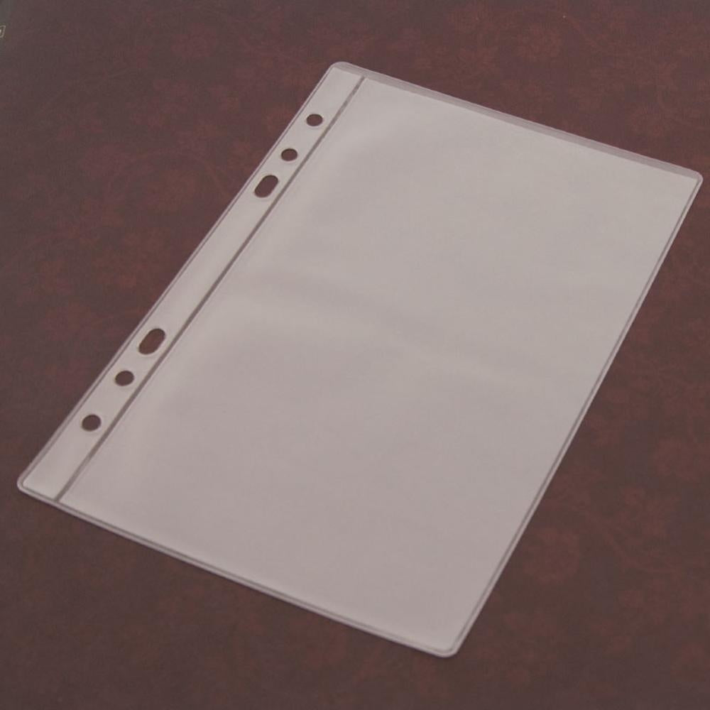 DIY Scrapbooking Cutting Dies Stencil Synthetic Leather Storage Book Case