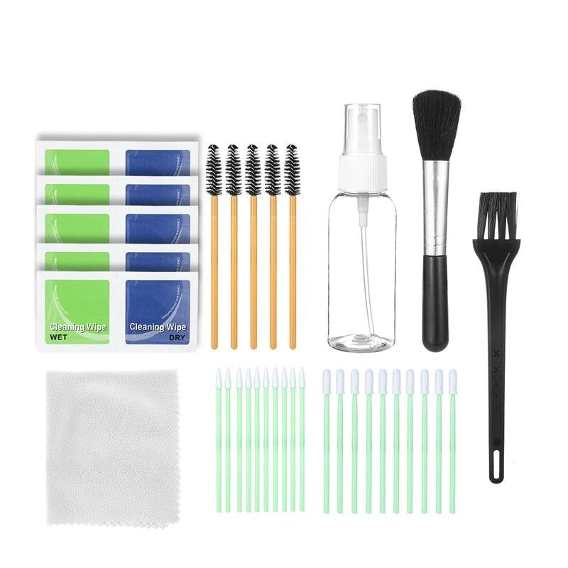34 Pcs Cleaning Kit Cleaner Set For iPhone, Apple AirPods and Airpods Case