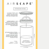 AirScape 1 lb. Container