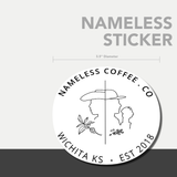 Nameless Sticker