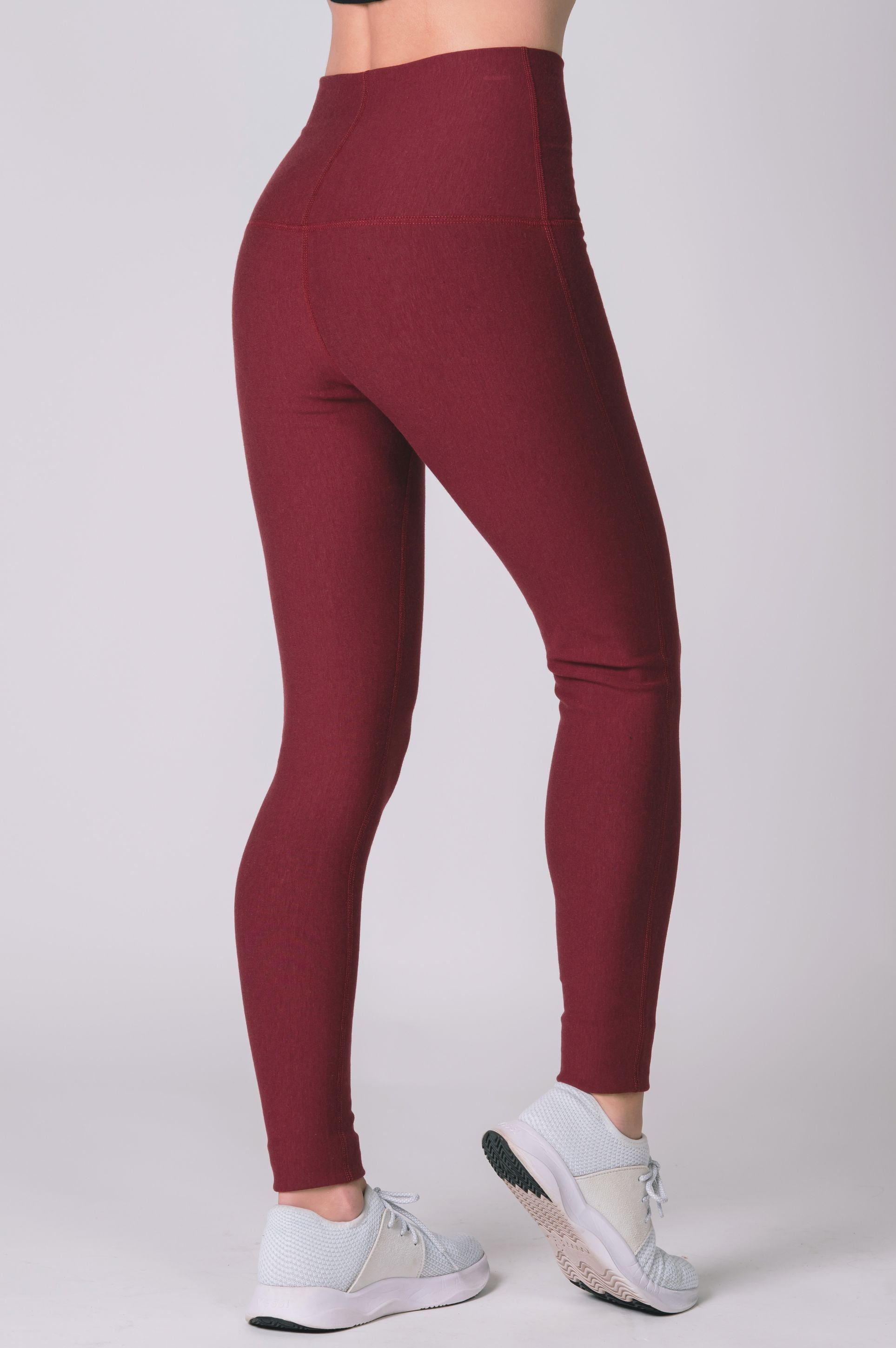 Bamboo Fleece-Lined Krye Legging