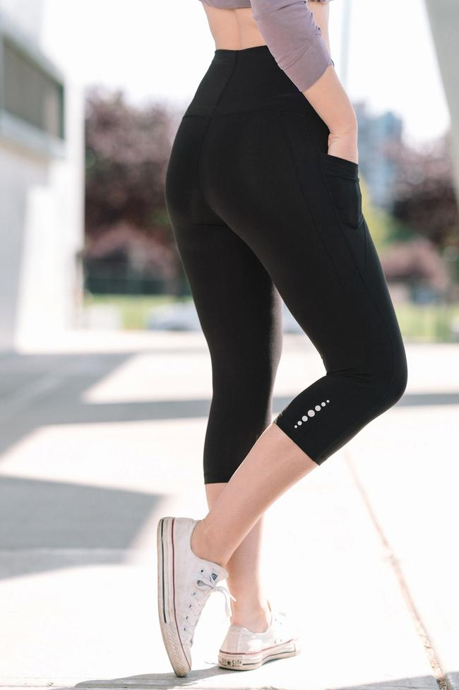 Jordyn Pocket Capri