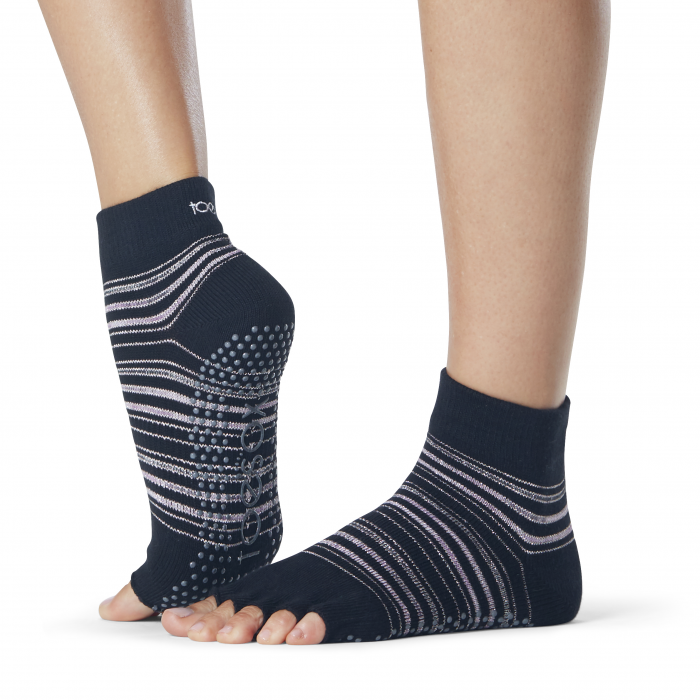 ToeSox Half Toe Grip Socks
