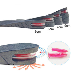 Height Increase Insoles 3-9cm