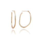 Grecian Goddess Hoops