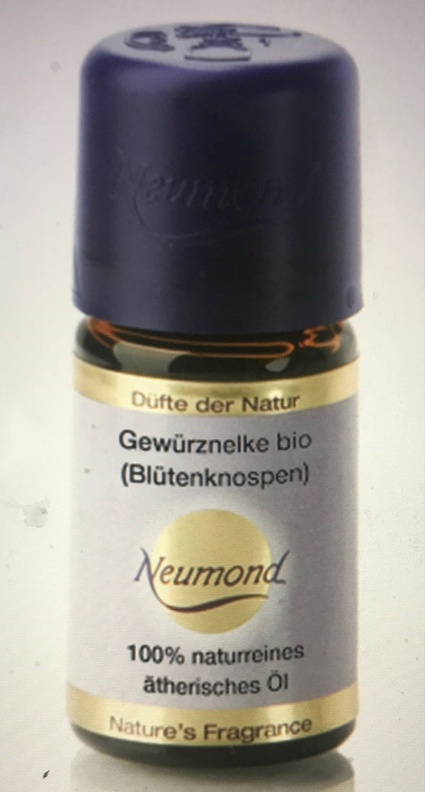 Nelkennospenöl BIO 5ml - Neumond