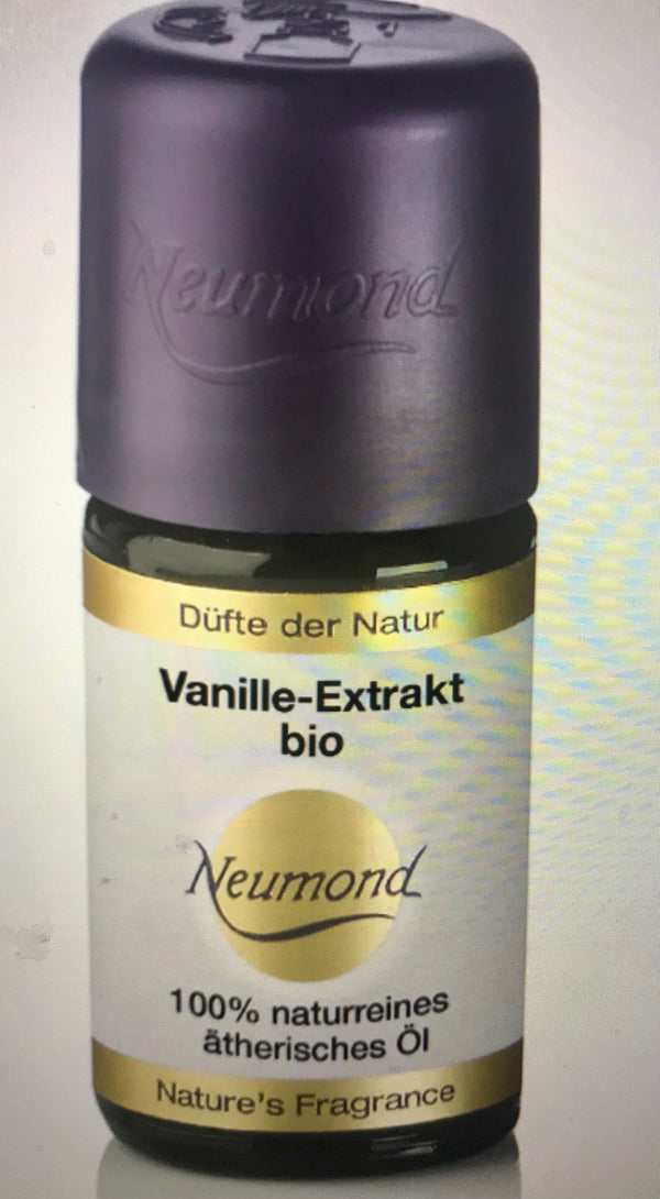 Vanille Extrakt in Weingeist 5ml