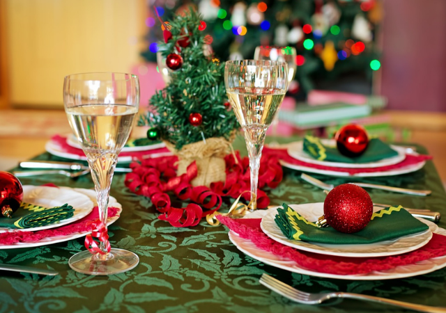 Holiday Guide to Healthier Festive Feasts