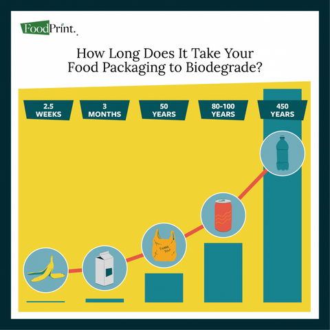 biodegradeable food packaging