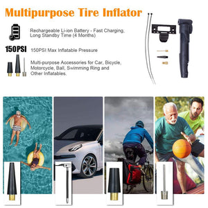 Portable Multipurpose Air Pump