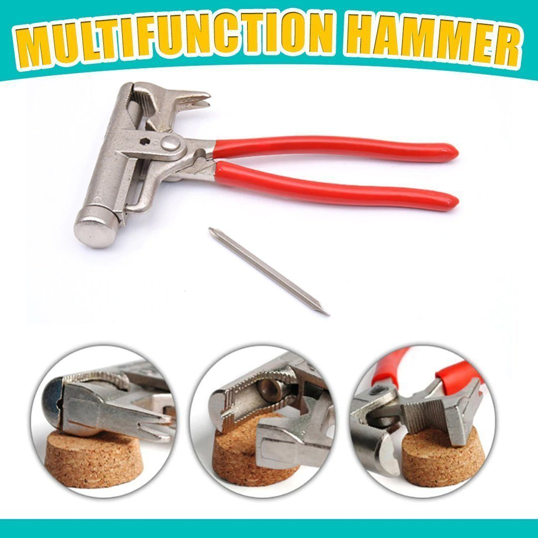 10 in 1 Multi-function Universal Hammer