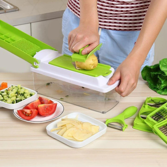 12 in 1 Multifunctional Magic Slicer