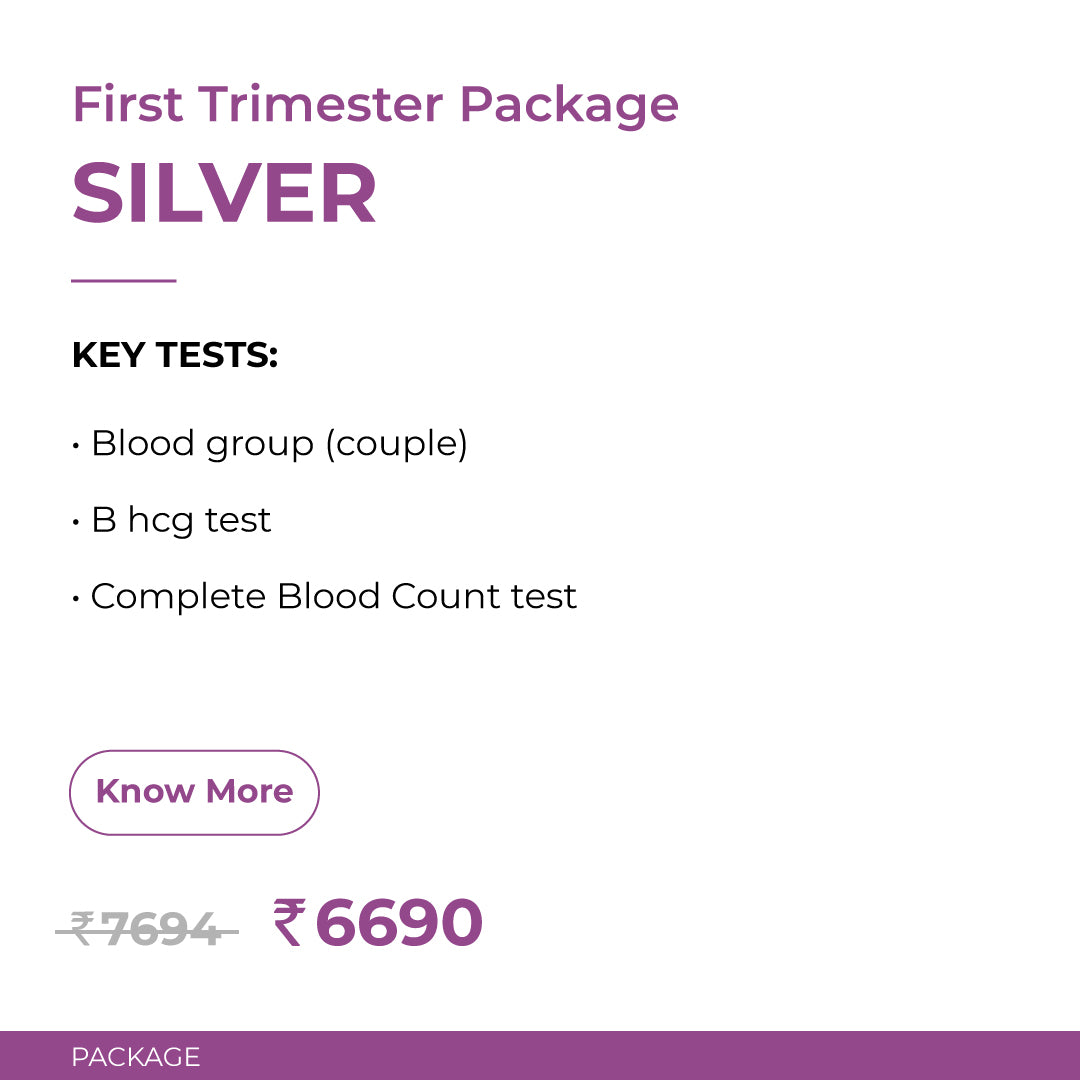 Crysta Silver Third Trimester Package