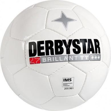 Derbystar Brillant TT Top Trainingsbal (wit) - Clubmaterials.com