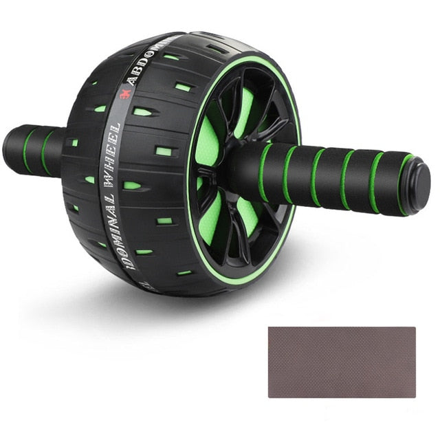 Ab Roller Wheel Roller Trainer - MistDiffused