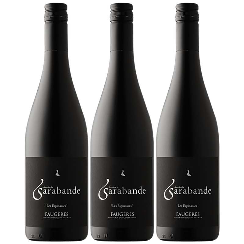 Donated by Domaine la Sarabande
