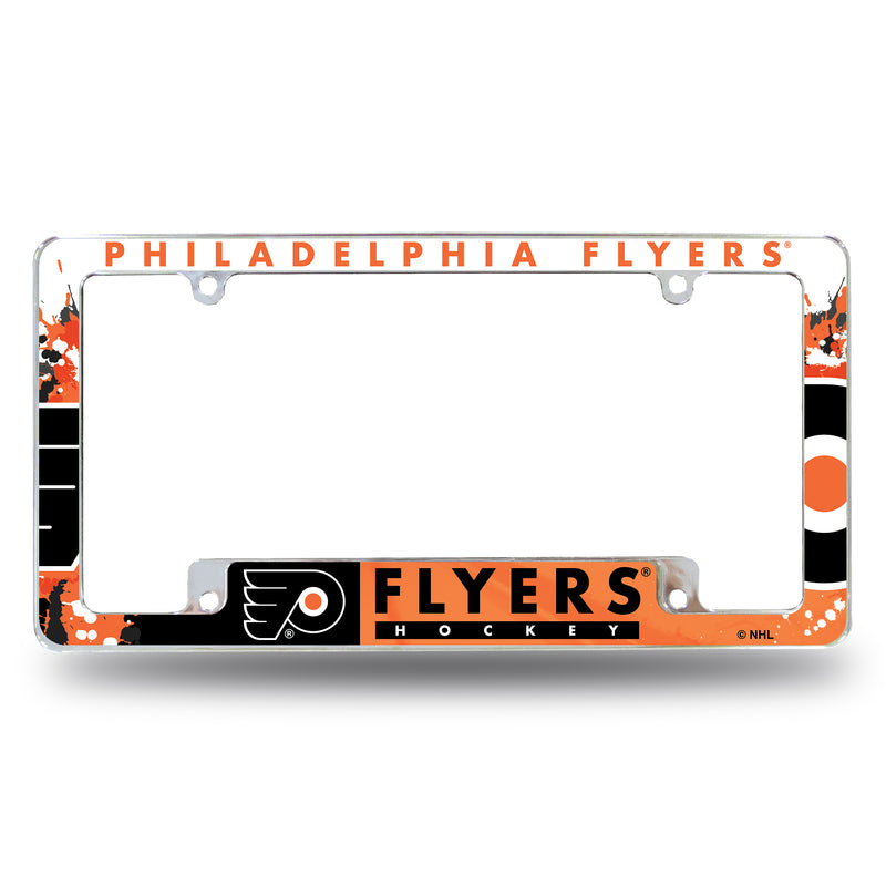 Flyers All Over Chrome Frame