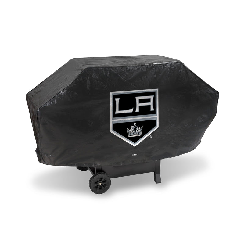 LA Kings Deluxe Grill Cover (Black)