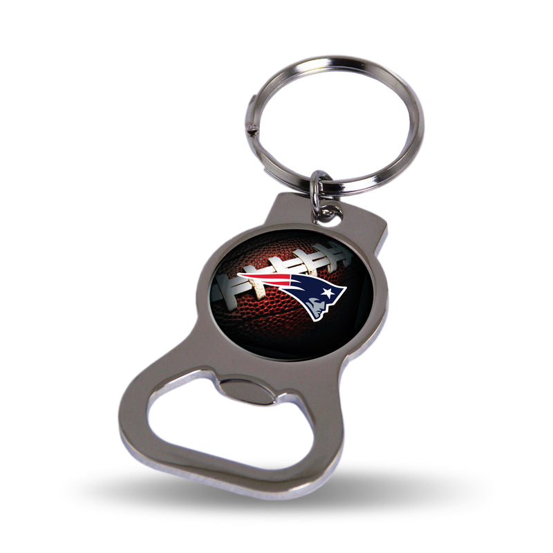 Patriots Bottle Opener Keytag