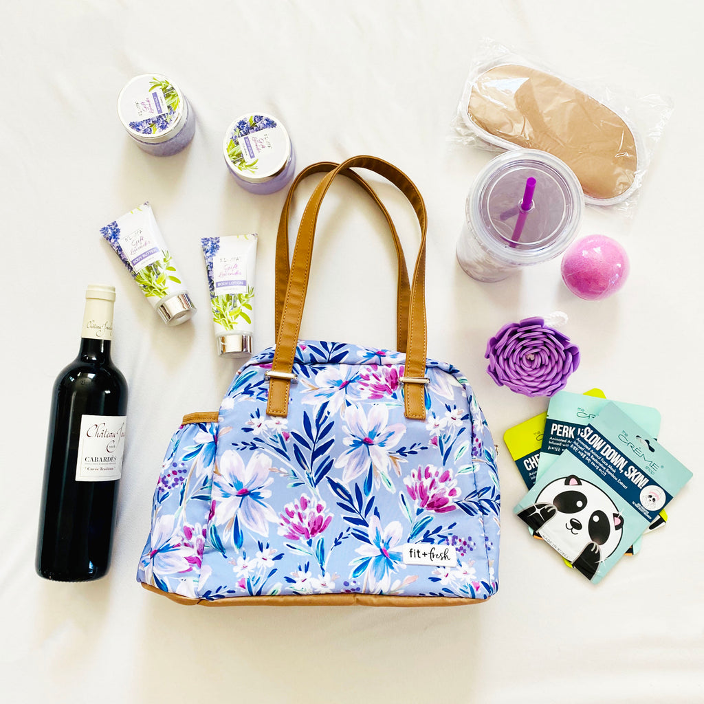 DIY Spa Kit Holiday Gift