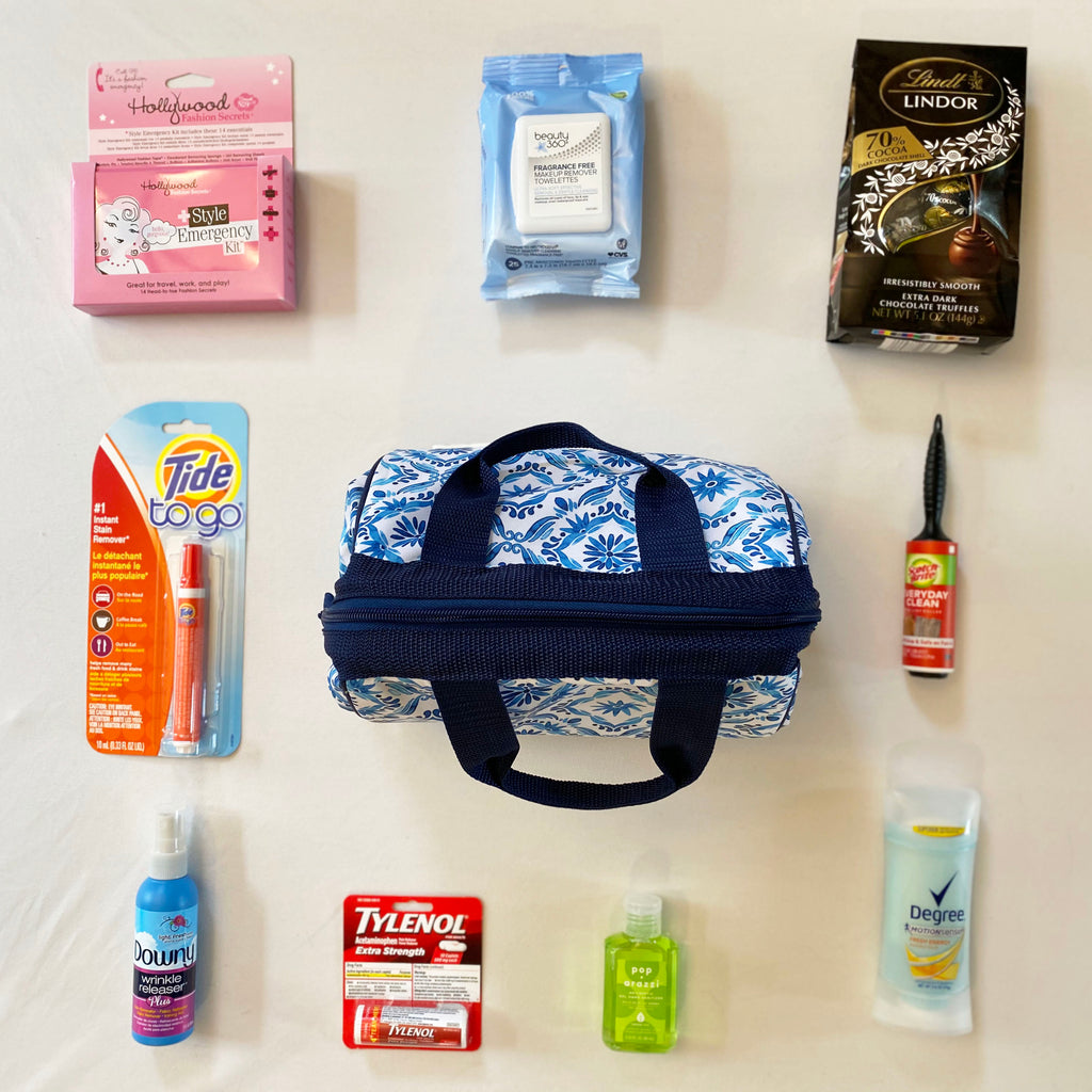 DIY Fashion Emergency Kit