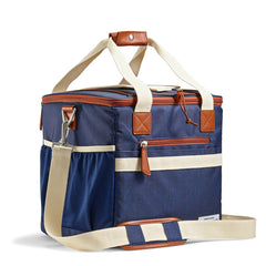 24 can cooler navy