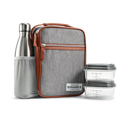 thayer lunch kit gray