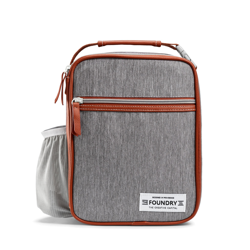 Steel Thayer Lunch Box Set