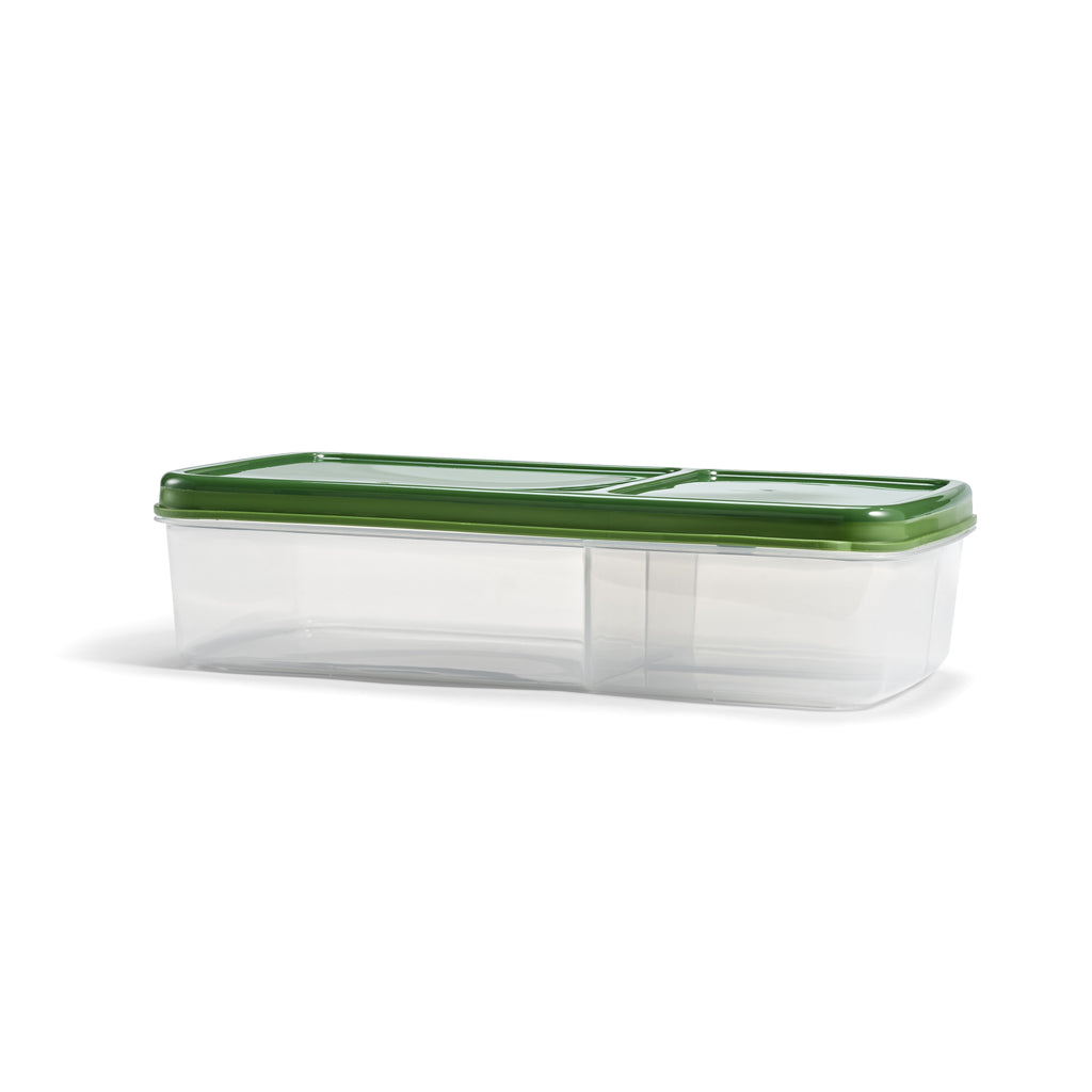 Green Camo Expandable Bento Lunch Set