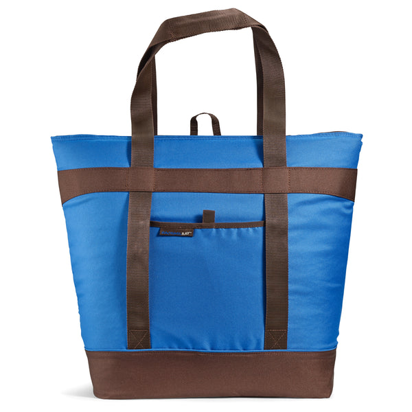 Jumbo Chillout Insulated Tote - Blue