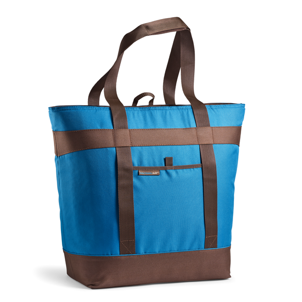 Jumbo Chillout Insulated Tote - Marine Blue
