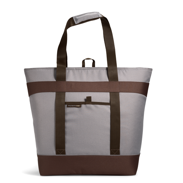 Jumbo Chillout Insulated Tote - Sea Salt Gray