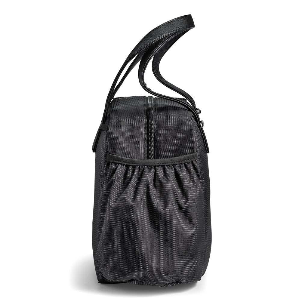 Black East Side Lunch Bag