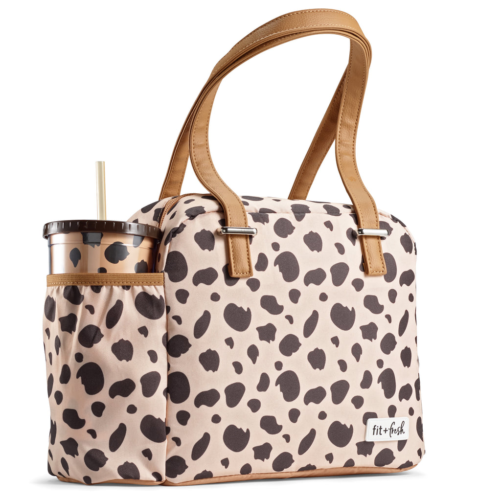 I've Been Spotted Cheetah Lunch Bag
