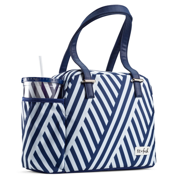 Earning My Stripes Lunch Bag
