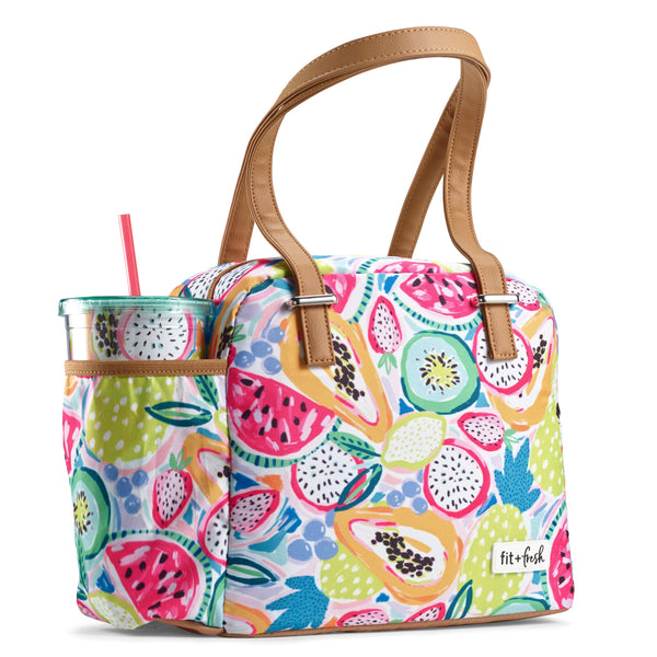 One in a Melon Lunch Tote