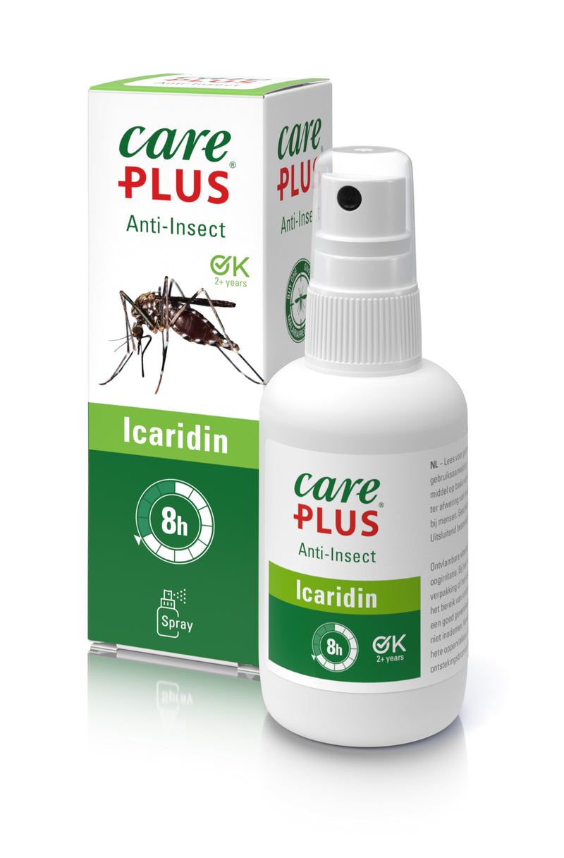 Care Plus Anti-Insect Icaridin spray, 60ml