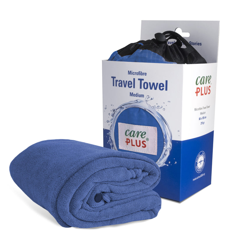 Care Plus Microfibre Towel Medium 60x120cm