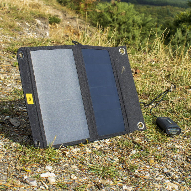 KESTREL 40 Foldable Solar Panel w/intergrated Battery
