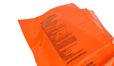Survival/Bivi Bag - Printed Survival Information