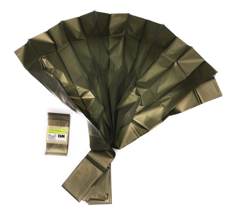 CVN Arctic Tactical Rescue Blanket