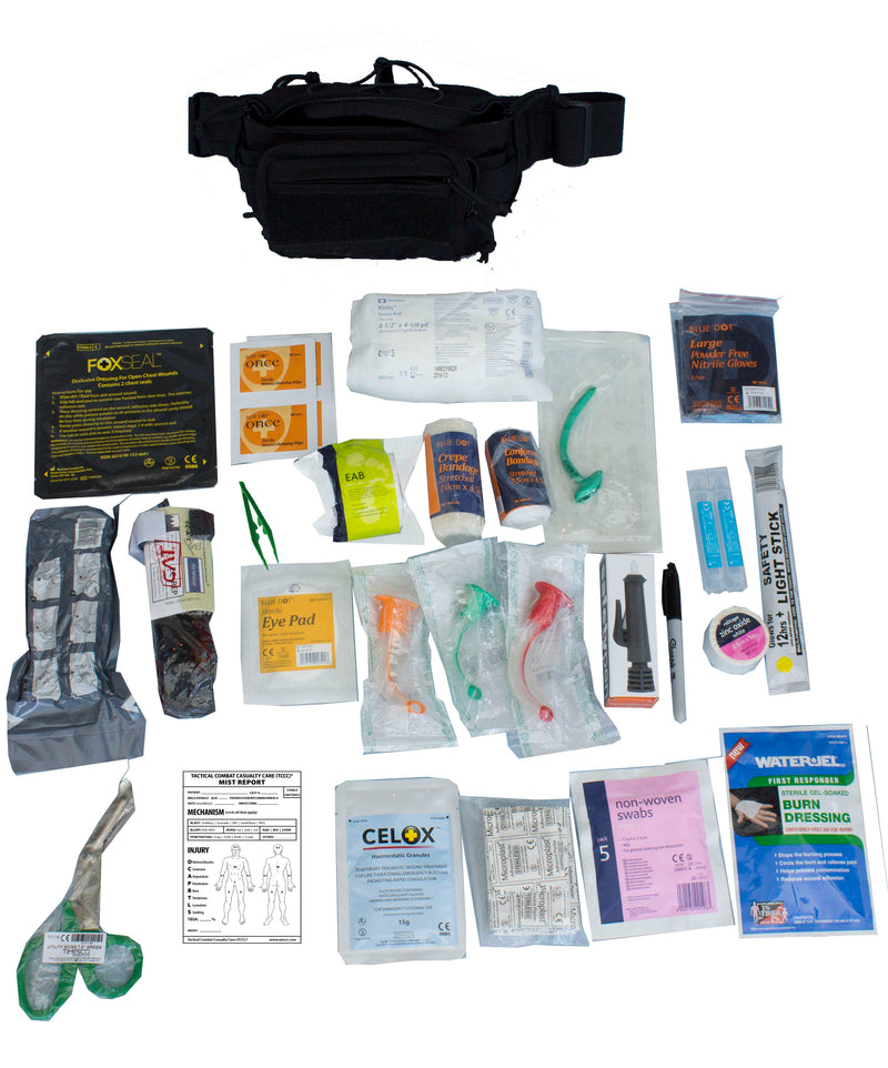 Personal First Aid PSD Waist Pack